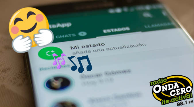 WhatsApp: Pon música a tu estado así de fácil (VIDEO)