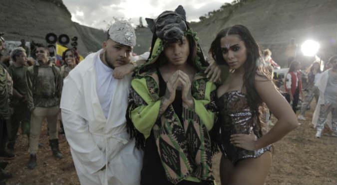 J Balvin estrena su video más esperado 'Machika' y ya es tendencia