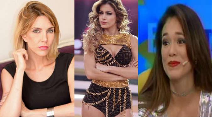 Jazmín Pinedo critica a Milett Figueroa por respuesta a Juliana Oxenford (VIDEO)