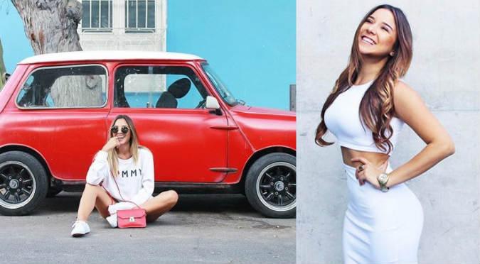 Alessandra Fuller: Conoce a la bella hermana de la actriz (FOTOS)