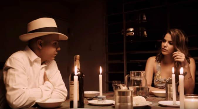 Yamal estrenó videoclip con debut de Valeria Piazza (VIDEO)