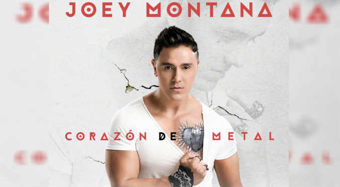 ¡Escucha! Joey Montana estrena 'Corazón de Metal' (VIDEO)