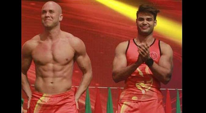 Erick Sabater y Bruno Agostini tuvieron vergonzosa pelea en vivo (VIDEO)