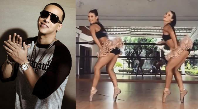 Daddy Yankee: Gemelas bailan a ritmo de 'Dura' con toda sensualidad