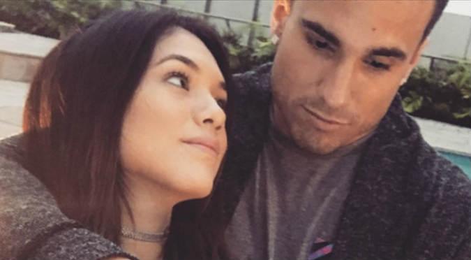 Jazmín Pinedo cansada de rumores sobre separación con Gino Assereto cuenta la verdad