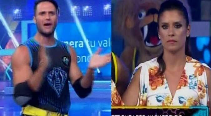 Fabio Agostini justificó su falta de respeto a María Pía Copello (VIDEO)
