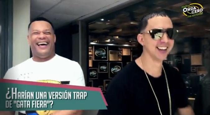 YouTube: Trébol Clan cantó 'Gata Fiera' en versión trap