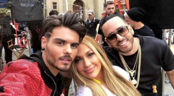 Abraham Mateo: Así suena 'Se acabó el amor' junto a Jennifer López y Yandel (VIDEO)