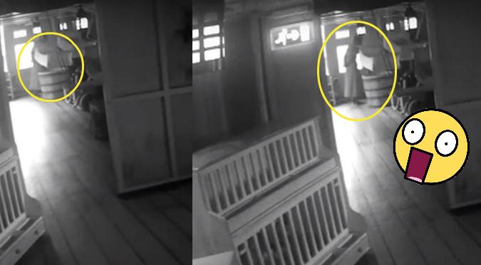 YouTube: Captan fantasma de la esposa del almirante Nelson