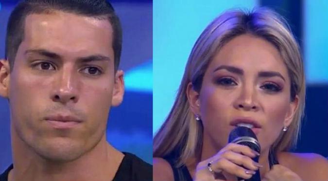 Sheyla Rojas y Patricio Parodi tienen fuerte enfrentamiento en vivo