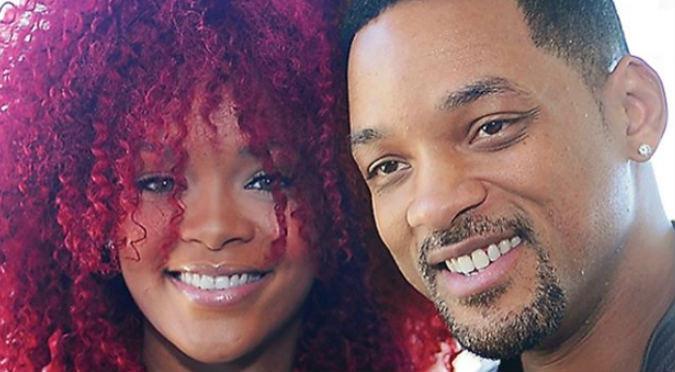 Parecido entre Will Smith y Rihanna remece las redes sociales