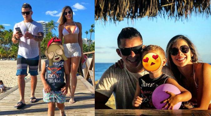 Mario Hart y Korina Rivadeneira: ¿Quién es el niño que aparece en sus fotos?