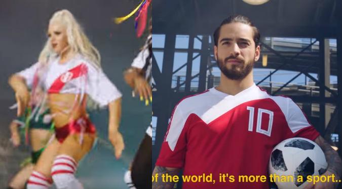 Maluma: Camiseta peruana destaca en videoclip 'Colors'