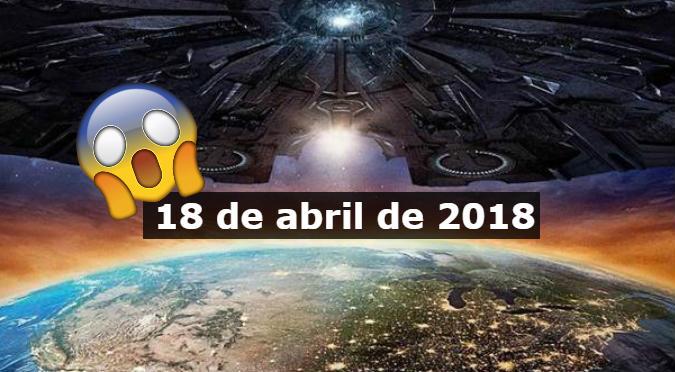 Video alerta al mundo lo que sucederá este 18 de abril