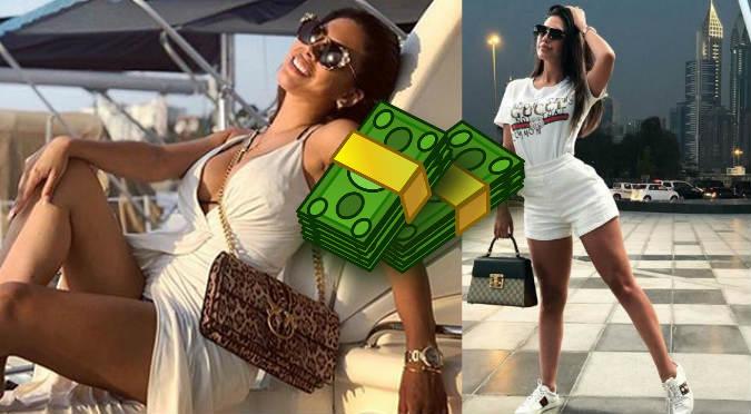 Stephanie Valenzuela aclara que su reloj cuesta 45 mil euros y lanza advertencia
