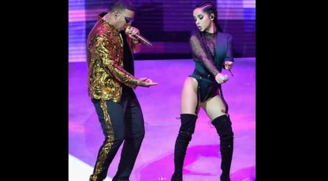 Daddy Yankee, Bad Bunny, Becky G y Natti Natasha en DURA REMIX (VIDEO)