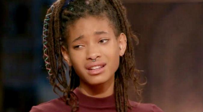 Hija de Will Smith contó que la fama casi le cuesta la vida