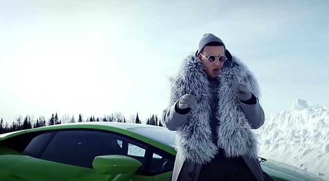 Daddy Yankee sorprende a todos con estreno de trap 'Hielo'