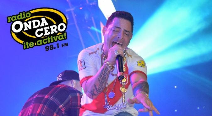 Chucho Flash bailó como licuadora en el Onda Cero en Vivo 5