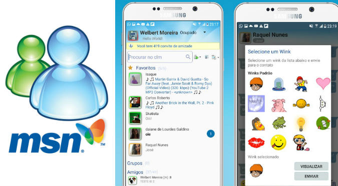 MSN Messenger vuelve para celulares ¿Quién lo recuerda?