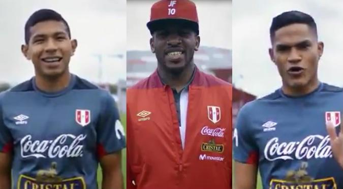 Selección Peruana dedica emotivo video a todos los hinchas peruanos (VIDEO)