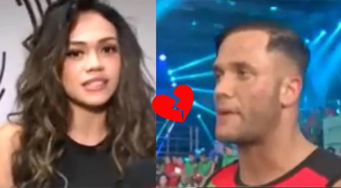 ¿Se acabó el amor entre Mayra Goñi y Fabio Agostini? (VIDEO)