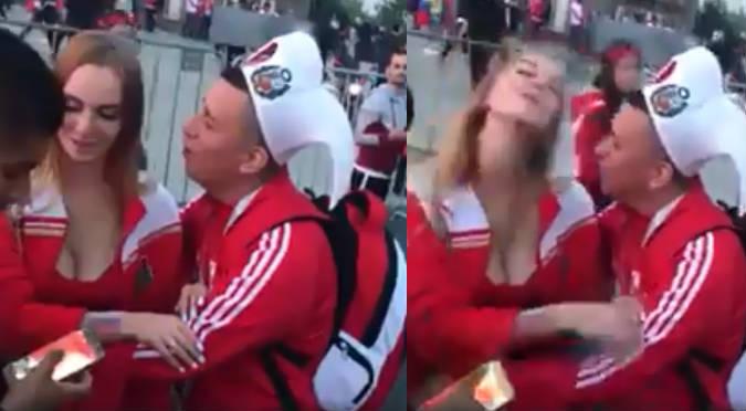 Peruanos acosan a rusas en pleno Mundial y causan indignación en redes sociales (VIDEO)