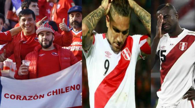Periodista chileno no cree en nadie y se burla de Selección Peruana