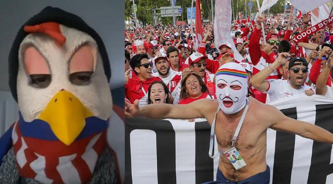 Chileno se burla de Perú y futbolista peruano lo destruye (VIDEO)