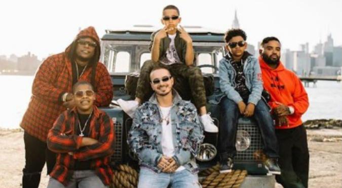 J Balvin, Zion & Lennox arrasan con 'No Es Justo' (VIDEO)