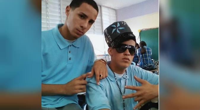 Así lucía Bad Bunny en la secundaria (VIDEO)