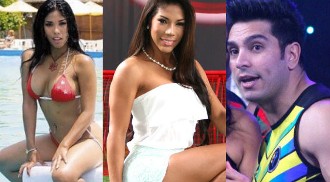 Rafael Cardozo reveló la verdadera edad de Karen Dejo (VIDEO)