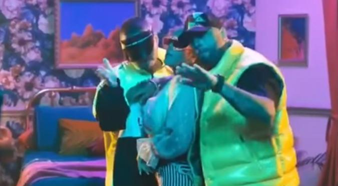 Karol G, J Balvin y Nicky Jam estrenan 'Mi Cama Remix'