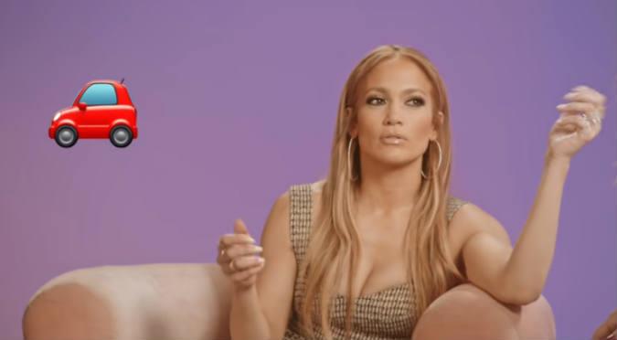 Jennifer López da tips para ligar en Tinder (VIDEO)
