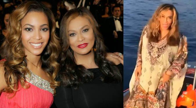 Mamá de Beyoncé se luce bailando mejor que su hija (VIDEO)