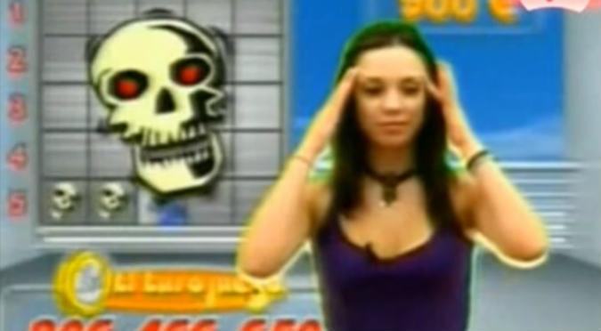 Presentadora pierde la paciencia en vivo con una concursante (VIDEO)