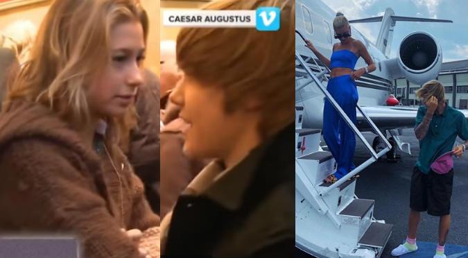 Video revela cómo Justin Bieber conoció a Hailey Baldwin