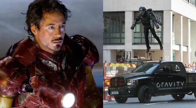 Venden 'traje de Iron Man' y causa locura en redes sociales (VIDEO)