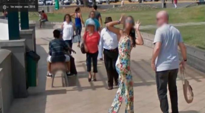 Google Maps: Descubrió infidelidad de su esposo en Miraflores
