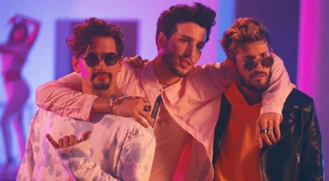 Sebastián Yatra estrena canción con Mau y Ricky Montaner (VIDEO)