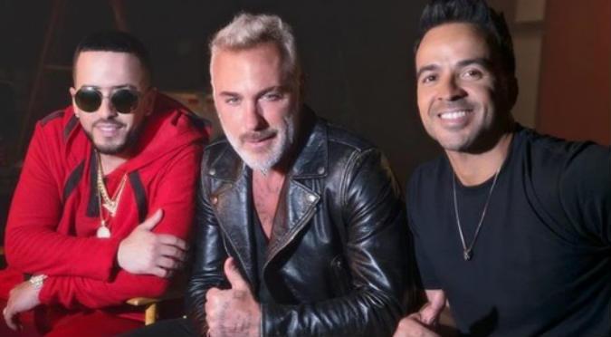 Gianluca Vacchi, Luis Fonsi y Yandel quieren seguir bailando (VIDEO)
