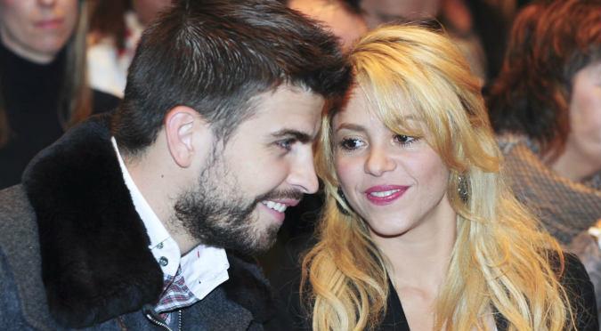 El atrevido tocamiento de Gerard Piqué a Shakira se vuelve viral