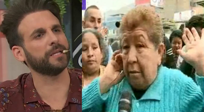 Rodrigo González discute con evangélica en vivo (VIDEO)