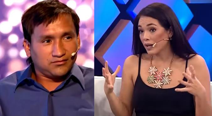 Jazmín Pinedo: 'Mujeres como yo, no hablamos con hombres como tú'