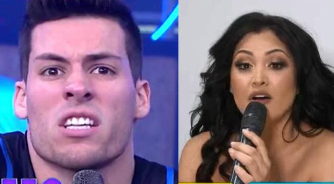 Michelle Soifer y Patricio Parodi tienen fuerte pelea en televisión nacional (VIDEO)