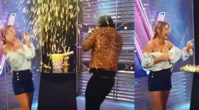 Lele Pons hace broma a Maluma y el final es inesperado (VIDEO)