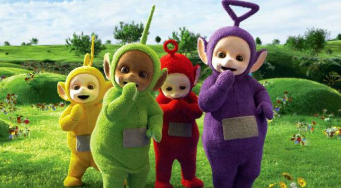 Teletubbies: Este es el rostro de Tinky Winky, Dipsy, Laa-Laa y Po (VIDEO)