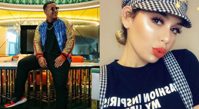 Daddy Yankee posó junto a su hija y lo confunden con el novio