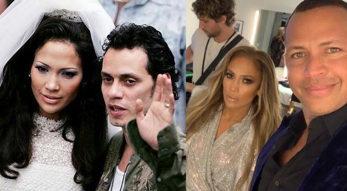 Alex Rodríguez revela encuentro con Jennifer Lopez cuando estaba con Marc Anthony