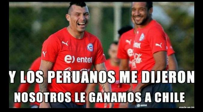 Perú vs Chile: Estos son los memes chilenos a horas del amistoso